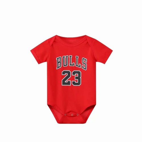 Chicago Basketball Club Team Infant Rompers