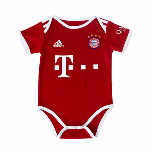 Bayern Munich 20/21 Infant Rompers