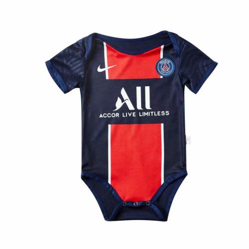 Paris Saint-Germain 20/21 Infant Rompers