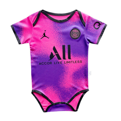 Paris Saint-Germain 21/22 Infant Rompers