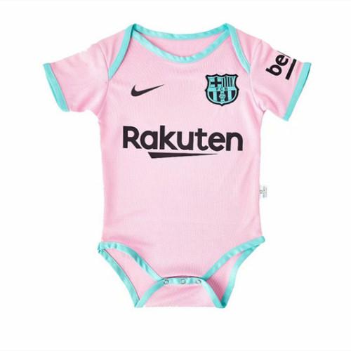 Barcelona 20/21 Infant Rompers-Pink