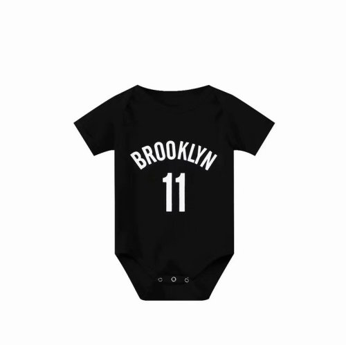 Brooklyn Basketball Club Team Infant Rompers Kyrie Irving