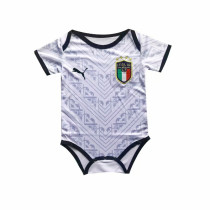 Italy 2021 Infant Rompers-White