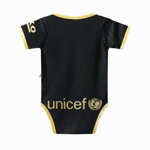 Barcelona 20/21 Infant Rompers-Black