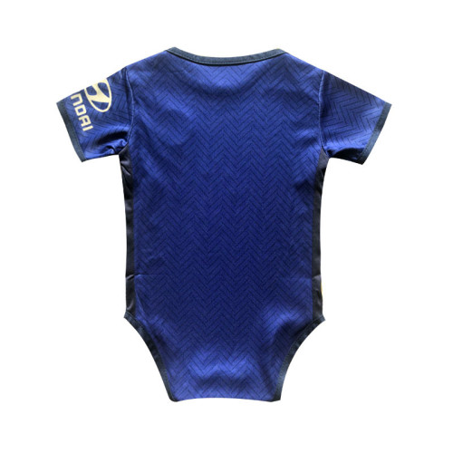 Chelsea 20/21 Infant Rompers-Blue
