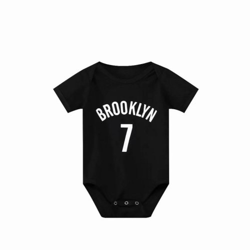 Brooklyn Basketball Club Team Infant Rompers Kevin Durant