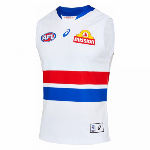 Western Bulldogs 2021 Mens Clash Rugby Guernsey