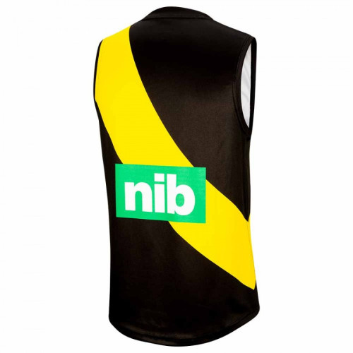 Richmond Tigers 2021 Men's Home Rugby Guernsey