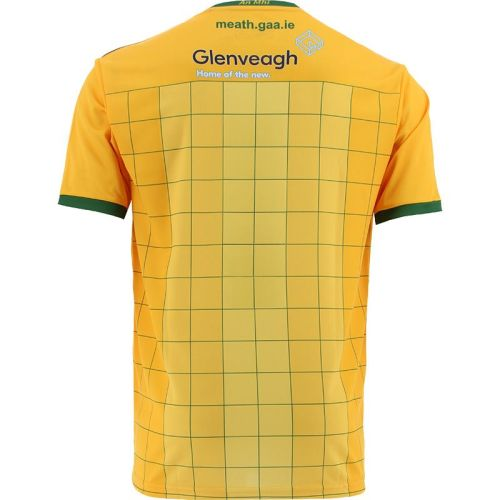 Meath GAA Mens 2 Stripe Hurling Away Jersey