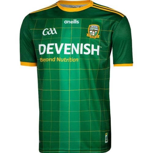 Meath GAA Mens 2 Stripe Home Jersey