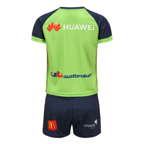 Kids Canberra Raiders 2021 Home Rugby Kit