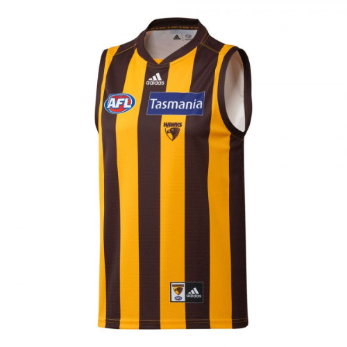 Hawthorn Hawks 2021 Mens Home Rugby Guernsey