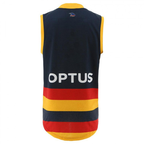 Adelaide Crows 2021 Mens Home Rugby Guernsey