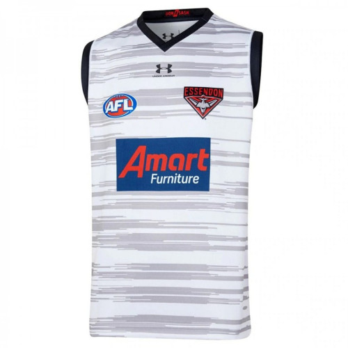 Essendon Bombers 2021 Men's Training Rugby Guernsey