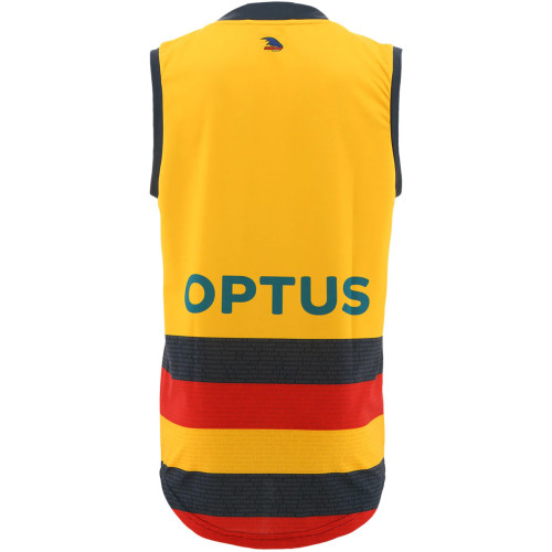 Adelaide Crows 2021 Mens Away Rugby Guernsey