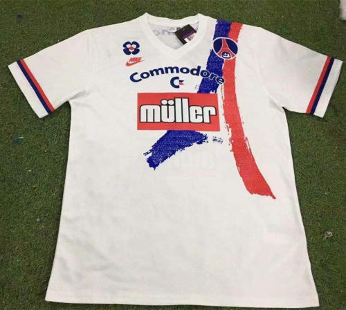 Paris Saint-Germain 1991/92 Away Retro Jersey