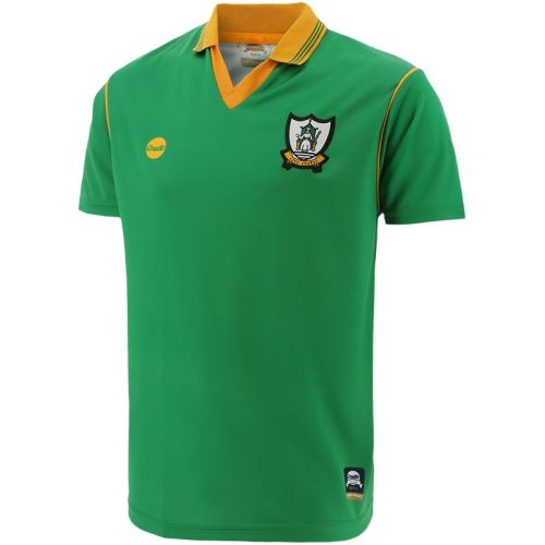 Meath GAA Mens Retro Jersey Green