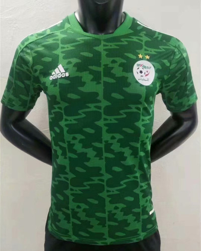 Player Version Algeria 2021 Away Authentic Jersey