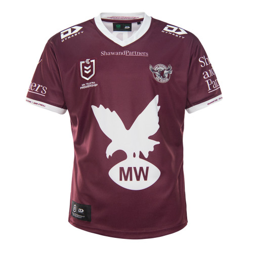 Manly Warringah Sea Eagles 2021 Men's Heritage Rugby Jersey