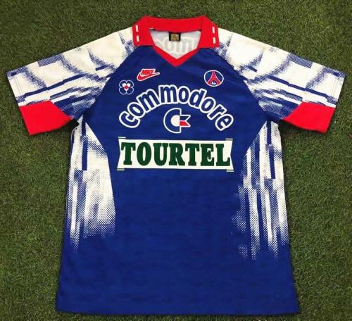 Paris Saint-Germain 1992-1993 Home Retro Jersey