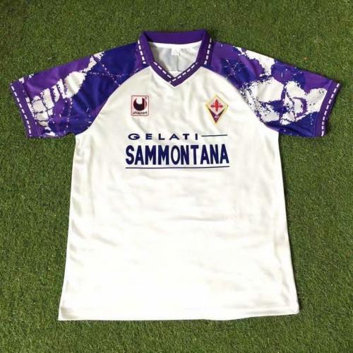 Fiorentina 1994-95 Away Retro Jersey