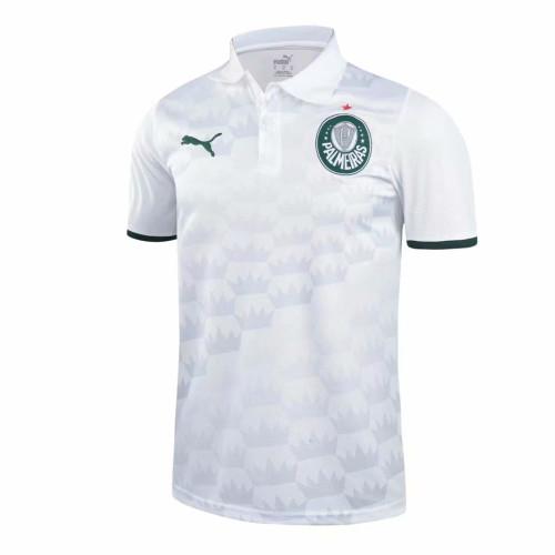 Palmeiras 2021 Pre-Match Polo Shirt White