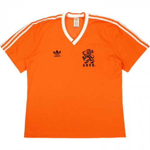 Netherlands 1985-1988 Home Retro Jersey