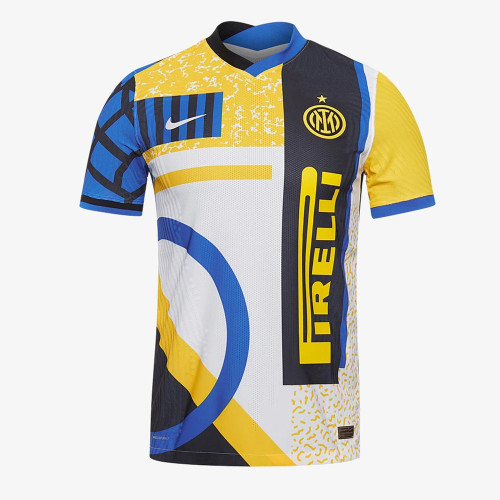 Player Version Inter Milan 21/22 Fourth Authentic Jersey
