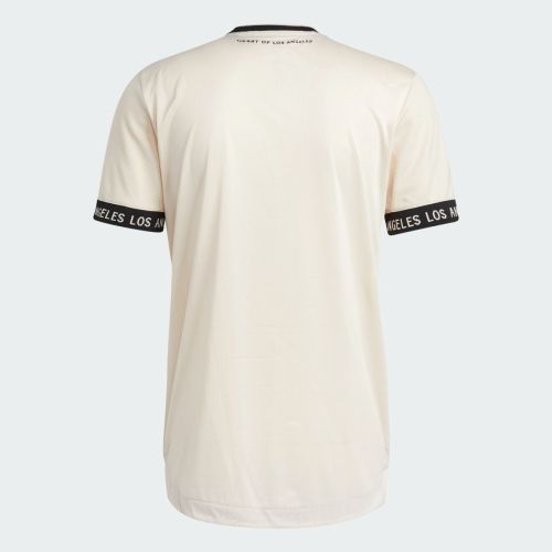 Player Version Los Angeles FC 2021 Away Authentic Jersey