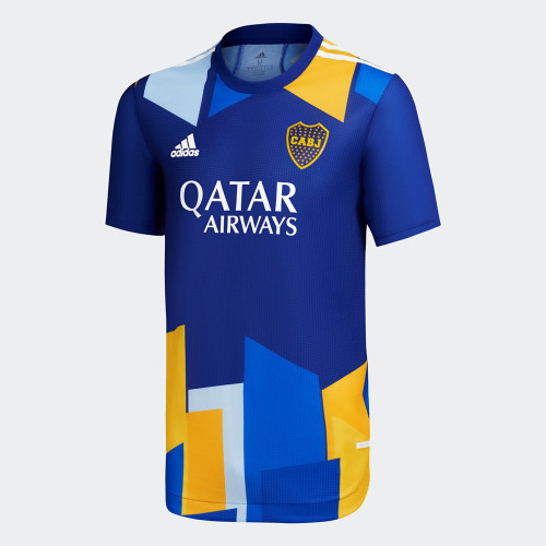 Player Version Boca Juniors 2021 Third Authentic Jersey