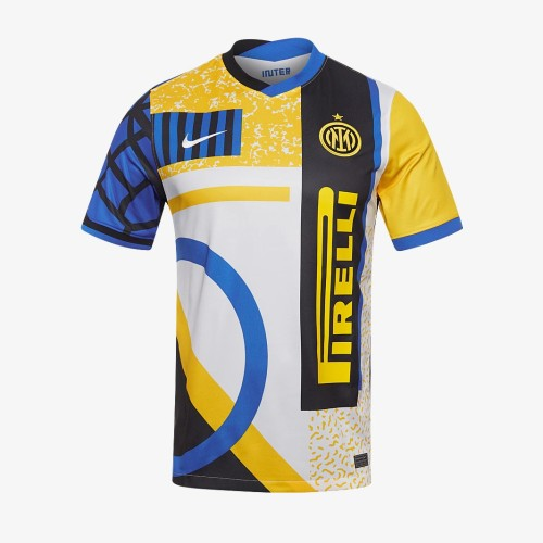 Thai Version Inter Milan 21/22 Fourth Jersey