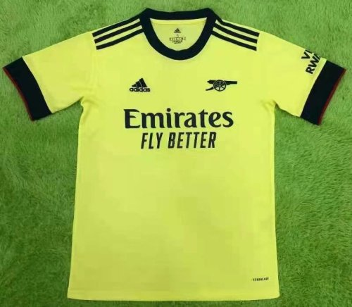 Thai Version ARS 21/22 Away Soccer Jersey - Leaked Edition