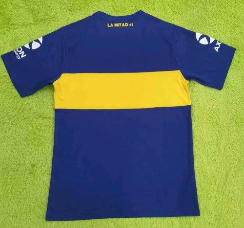 Thai Version Boca Juniors 21/22 Home Jersey - Leaked Edition