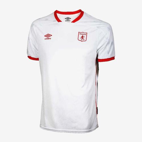 Thai Version América de Cali 2021 Away Soccer Jersey