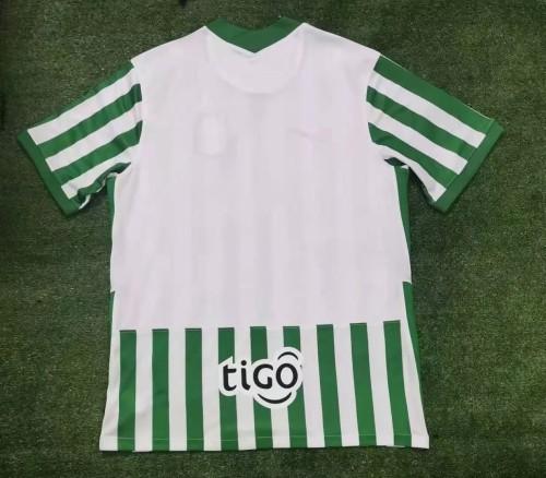 Thai Version Atlético Nacional 2021 Home Soccer Jersey