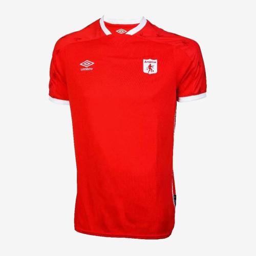 Thai Version América de Cali 2021 Home Soccer Jersey