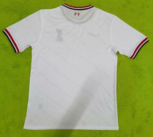 Thai Version Liverpool 21/22 Away Jersey - Leaked Edition