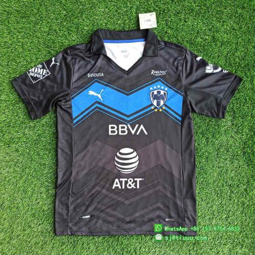 (Discount) Monterrey 2021 Third Jersey Kit