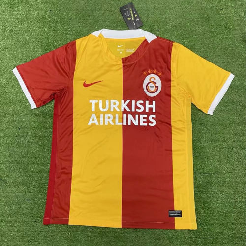 Thai Version Galatasaray 21/22 Home Soccer Jersey