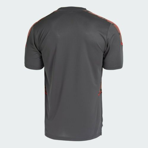 Thai Version Flamengo 2021 Grey Training Jersey