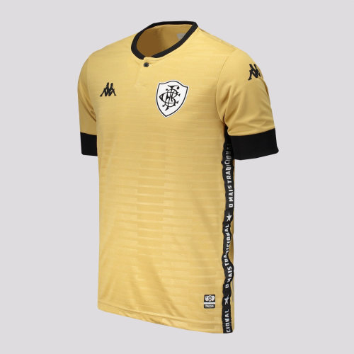 Thai Version Botafogo 2021 Goalkeeper Soccer Jersey