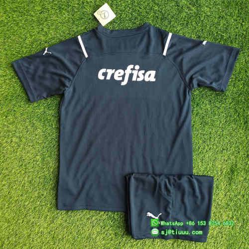 (Discount) Palmeiras 2021 Goalkeeper GK2 Jersey Kit