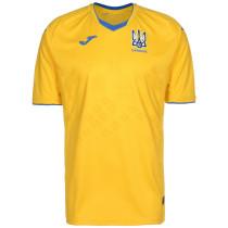 Thai Version Ukraine 2020 Home Soccer Jersey