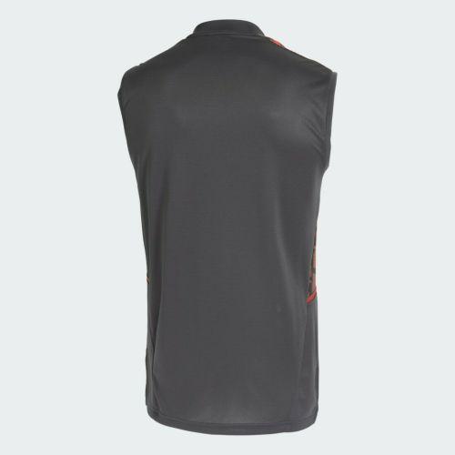 Thai Version Flamengo 2021 Grey Training Singlet