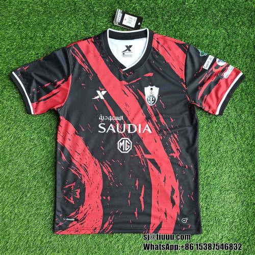 Thai Version Al-Ahli Saudi FC 21/22 Match Jersey