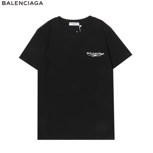 Luxury Fashion Brand T-Shirt Black 2021.4.17