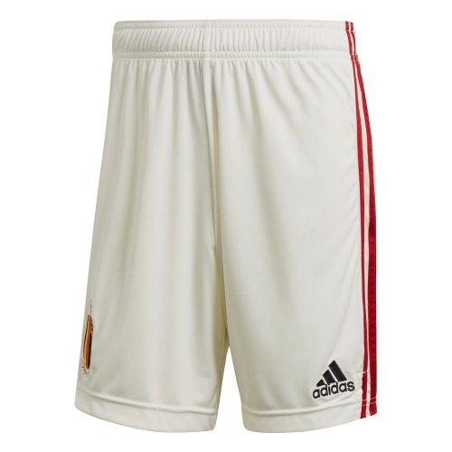 Thai Version Belgium 2021 Away Soccer Shorts
