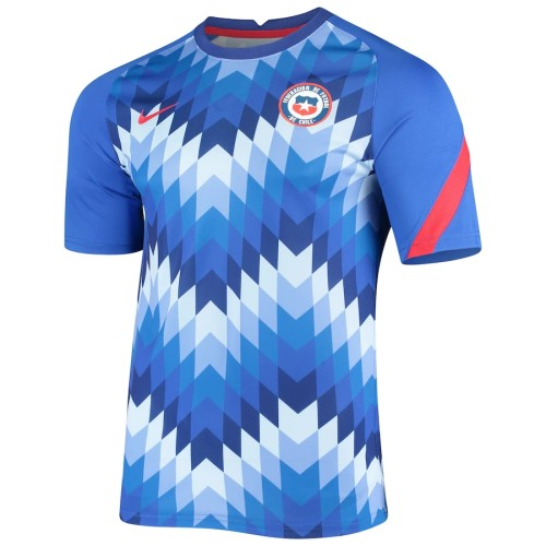 Thai Version Chile 2021 Pre-Match Training Jersey