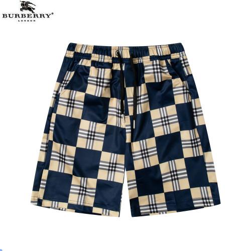 Luxury Fashion Brand Shorts Plaid 2021.4.17