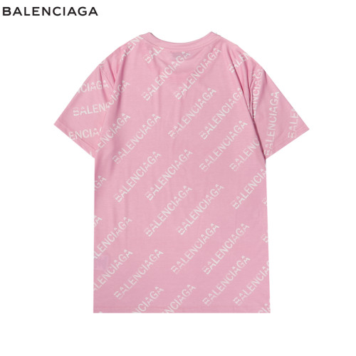 Luxury Fashion Brand T-Shirt Pink 2021.4.17
